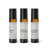 Aligned Health Co. - Essential Oil Roller Blends - Essentials toddler collection
