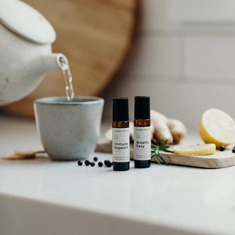 Aligned Health Co. - Essential Oil Roller Blends - Immune Boost collection