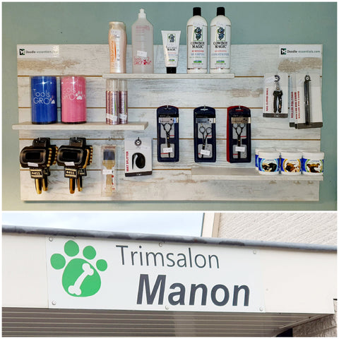 Doodle-essentials.com & Trimsalon Manon