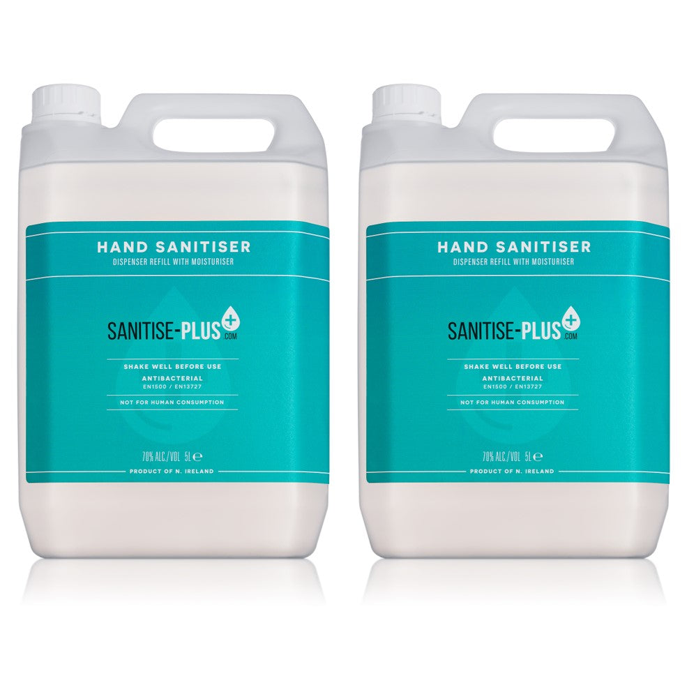 Sanitise Plus® Hand Sanitising Station Refill with Moisturiser