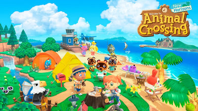 Animal Crossing: New Horizons, the unexpected saviour