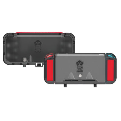 Manji Command Case – A Nintendo Switch Carrying Case That Commands Your Attention