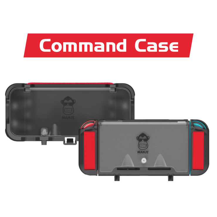 Nintendo Switch™ Carrying Case |  Nintendo Switch™ Case With Straps  - Manji