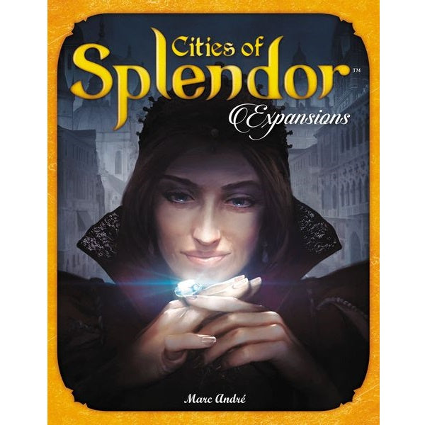 Splendor: Cities of Splendor | Calico Keep