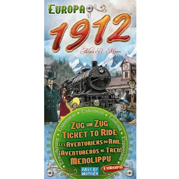 Ticket to Ride: Europa 1912 | Calico Keep