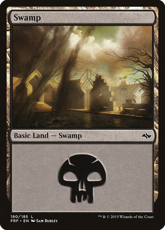 Swamp (180) [Fate Reforged] | Calico Keep