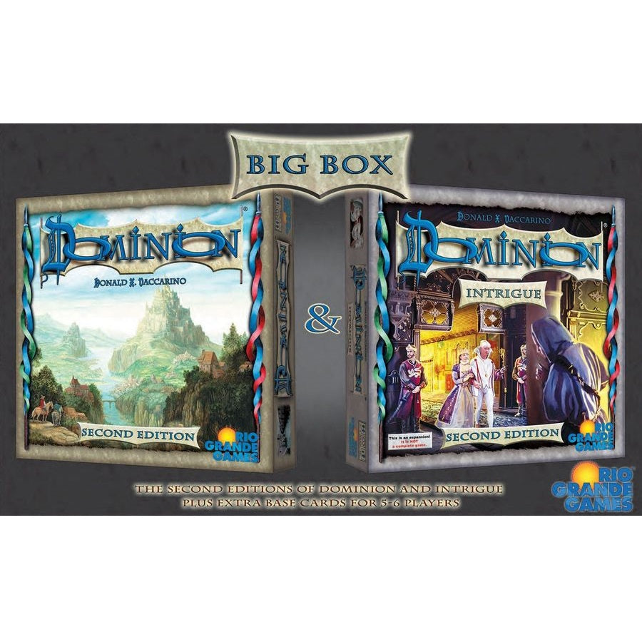 Dominion (2nd Edition) Big Box | Calico Keep