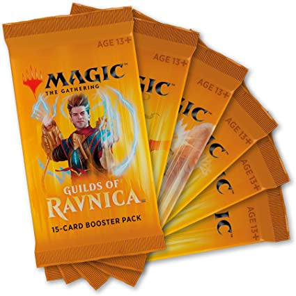 Guilds of Ravnica Booster Pack | Calico Keep