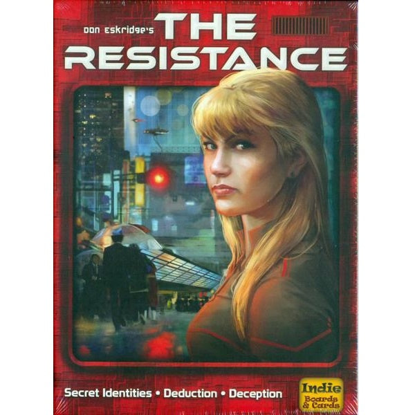 The Resistance | Calico Keep