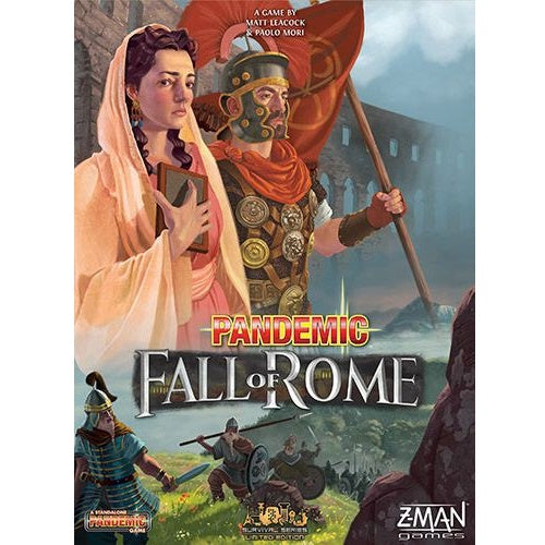 Pandemic: Fall of Rome | Calico Keep