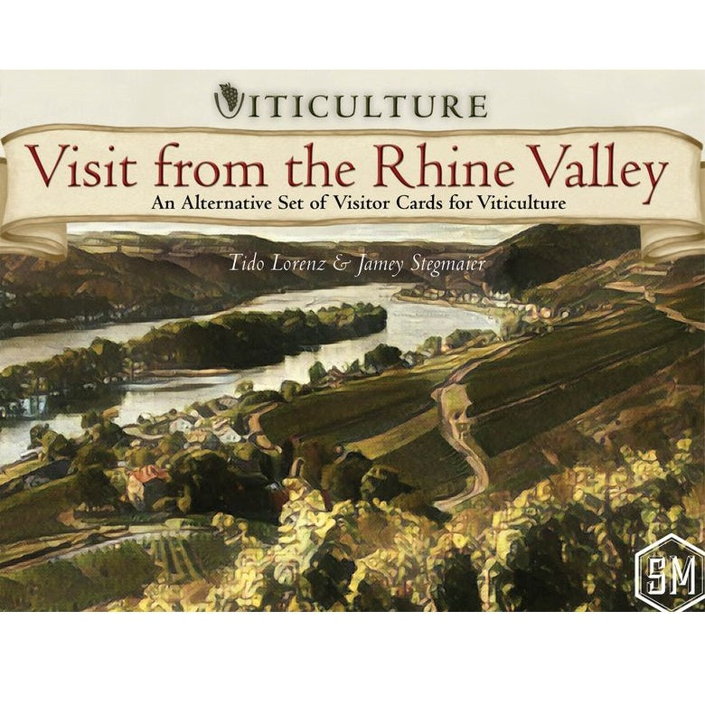 Viticulture: Visit from the Rhine Valley | Calico Keep