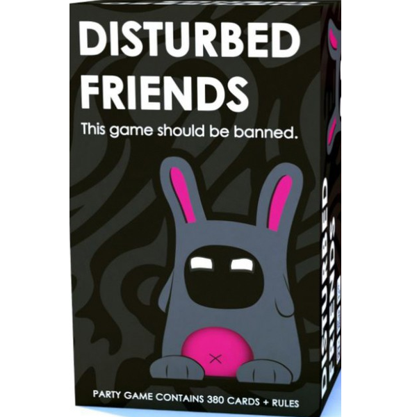 Disturbed Friends | Calico Keep