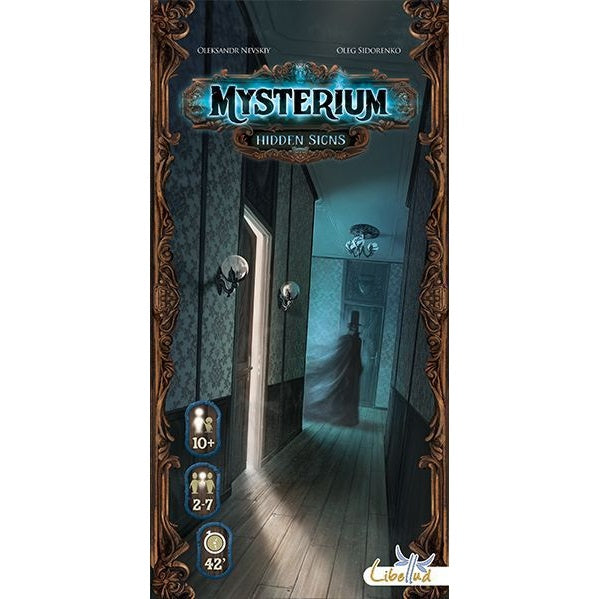 Mysterium: Hidden Signs | Calico Keep
