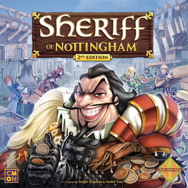 Sheriff of Nottingham (2nd Edition) | Calico Keep