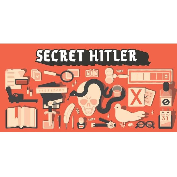 Secret Hitler | Calico Keep