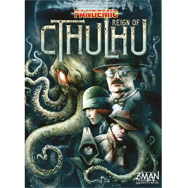 Pandemic: Reign of Cthulhu | Calico Keep