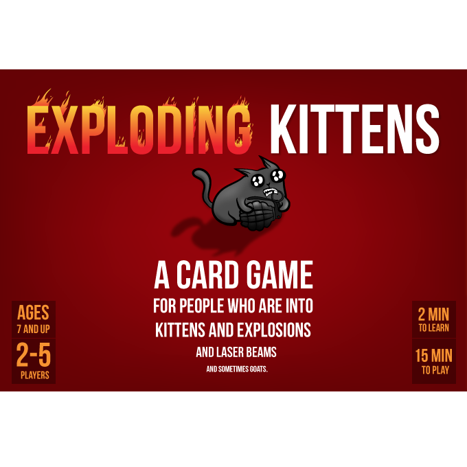 Exploding Kittens | Calico Keep