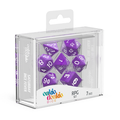 Oakie Doakie Dice - Solid RPG Set | Calico Keep