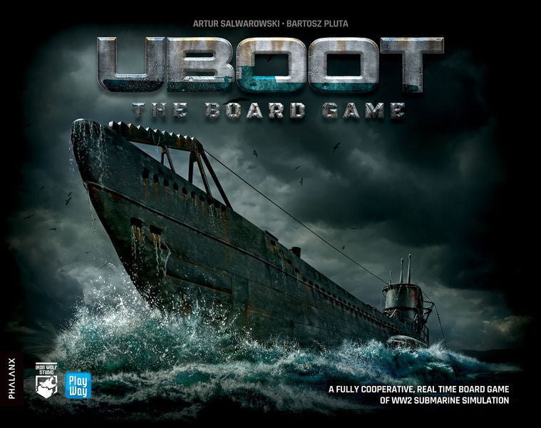 UBOOT: The Board Game | Calico Keep