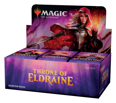 Throne of Eldraine Booster Box | Calico Keep