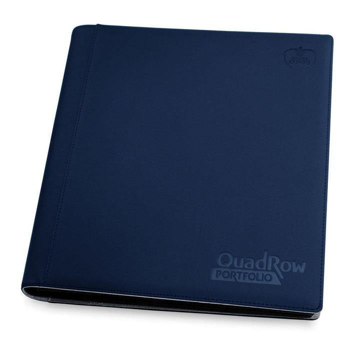 12-Pocket Quadrow Zipfolio | Calico Keep