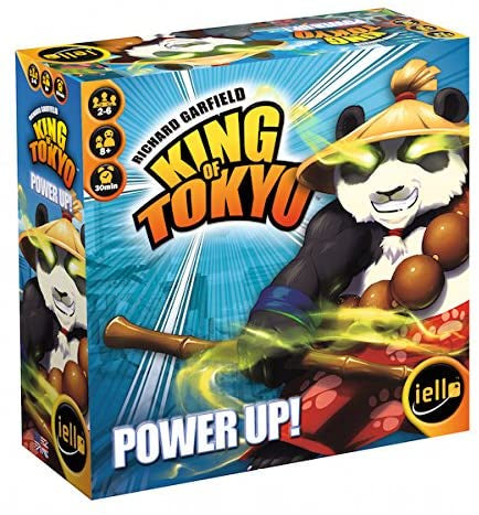 King of Tokyo: Power Up! | Calico Keep