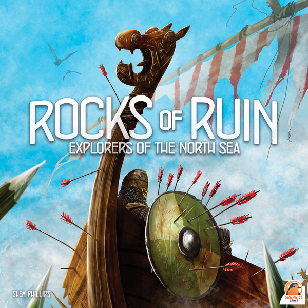 Explorers of the North Sea: Rocks of Ruin | Calico Keep