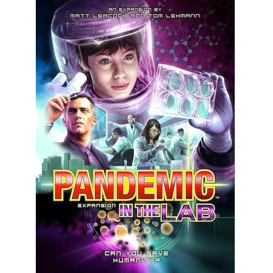 Pandemic: In the Lab | Calico Keep
