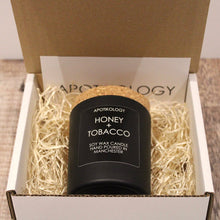 Load image into Gallery viewer, Honey + Tobacco Scented Candle