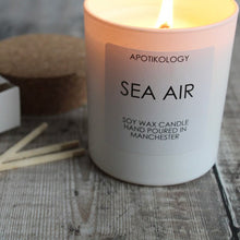 Load image into Gallery viewer, Sea Air Scented Candle