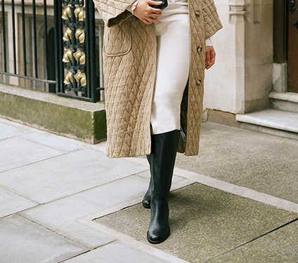 Wide Calf boots by DuoBoots