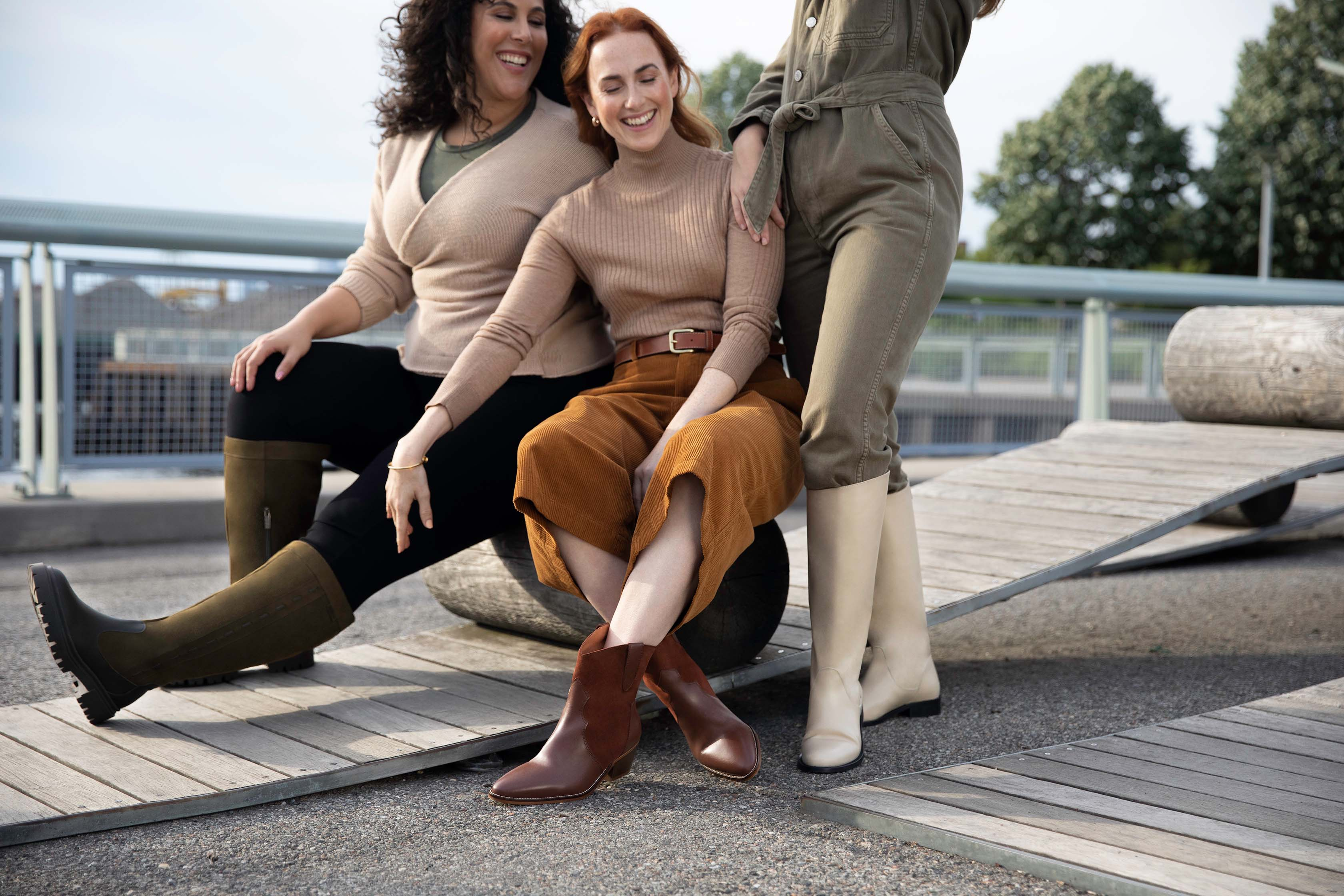 DuoBoots - Boots for wider and skinny legs