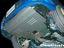 Load image into Gallery viewer, Beatrush Aluminum UnderPanel - 02-07 WRX - STI
