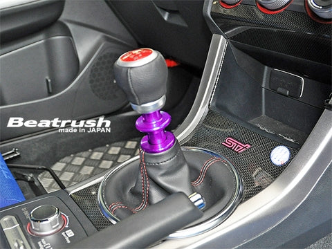 Beatrush Reverse Lockout Lever - Subaru WRX STI (VAB) - Purple