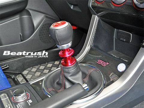 Beatrush Reverse Lockout Lever - Subaru WRX STI (VAB) - Red