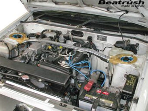 BEATRUSH Front Strut Bar 1984-1986 Corolla Levin- Trueno AE86