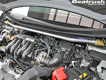 Load image into Gallery viewer, Beatrush Front Strut Bar - Honda Fit RS GK5 2014+