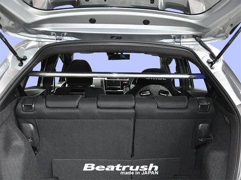 Beatrush Rear Pillar Bar - Honda Fit RS GK5 2014+