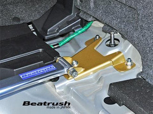 Beatrush Rear Strut Bar for 2015+ Subaru WRX, STI
