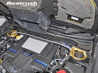 Beatrush Front Strut Bar - Subaru Forester XT 2014, 2015+