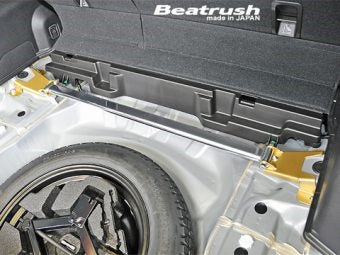 Beatrush Rear Strut Bar - Subaru Forester XT 2014, 2015+