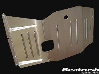 BEATRUSH Rear Aluminum Diffuser 2000-2002 MR2 Spyder ZZW30
