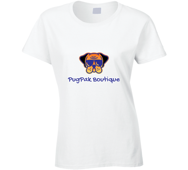 Pugpak Womens Tee Ladies T Shirt