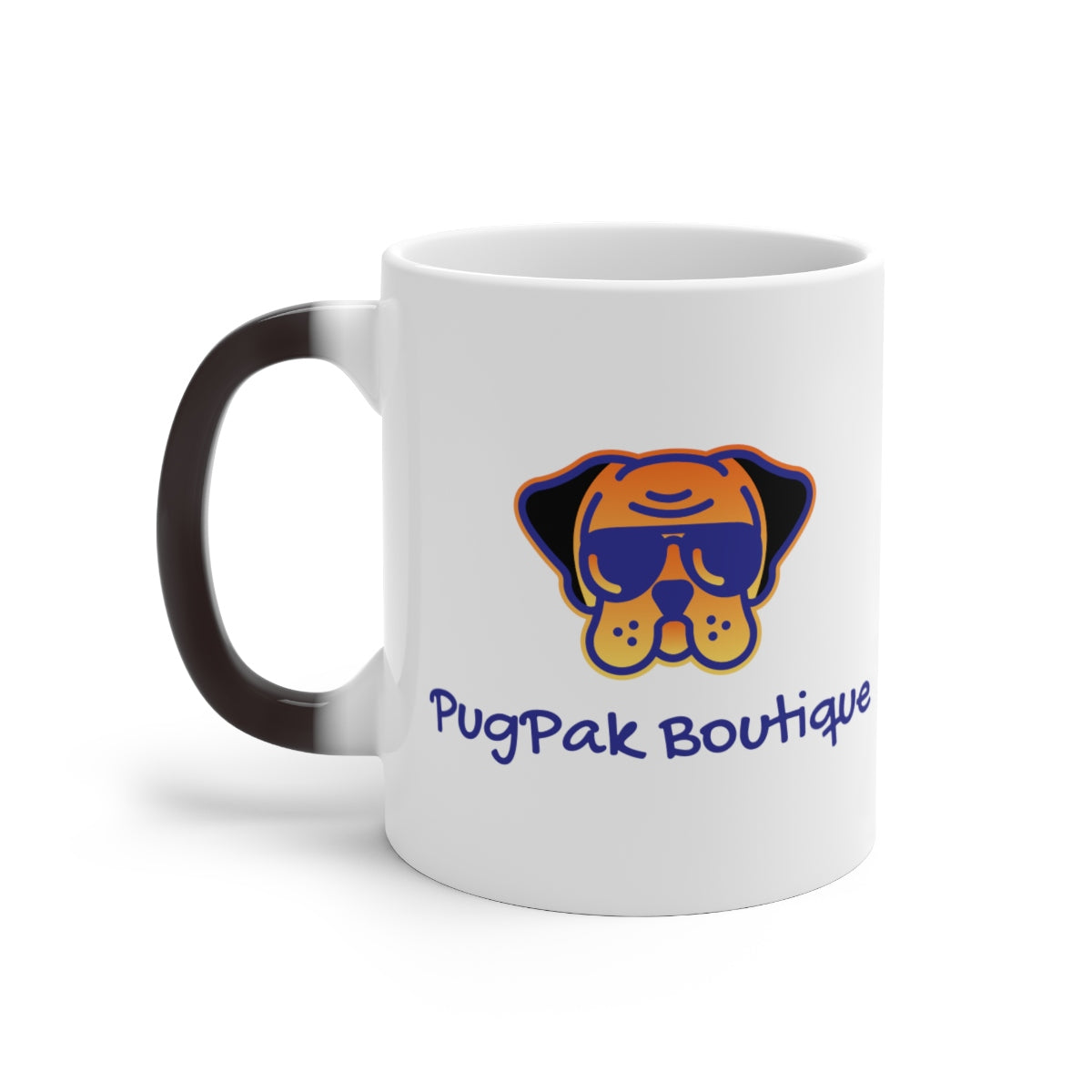 Pug Pak Color Changing Mug