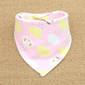 Dog Scarf  Bandanas Cotton Plaid