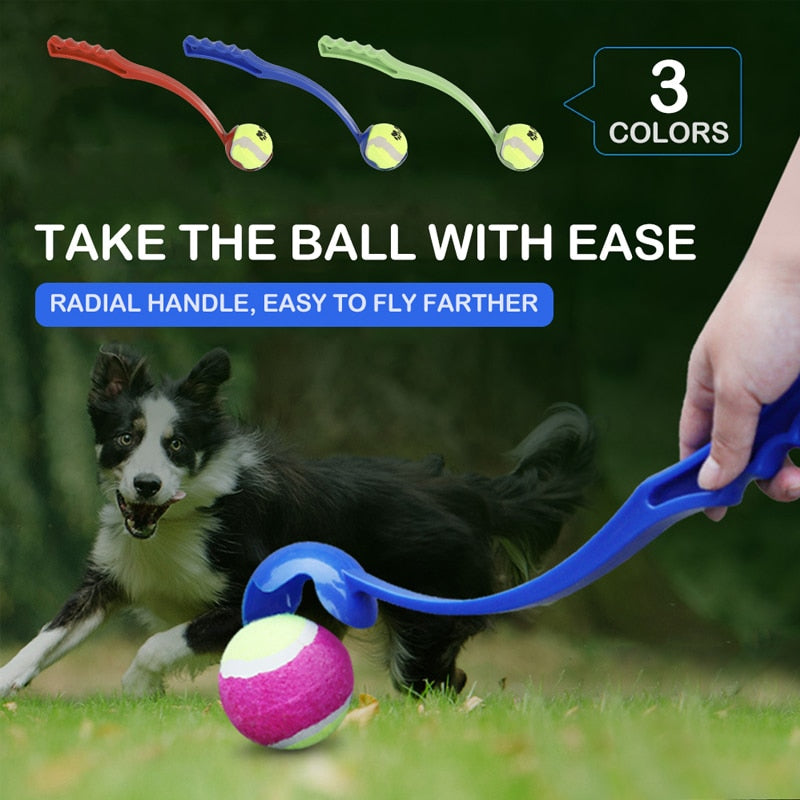 Tennis Ball Launching Toy
