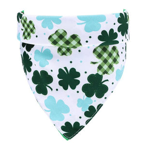St. Patrick's Day  Dog Bandana
