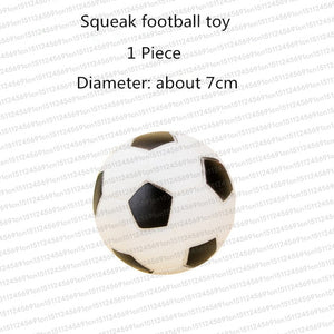 Rubber Squeak Toy for Dogs