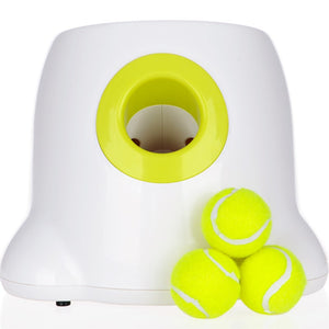 Toy Tennis Launcher Automatic throwing machine with 3 balls