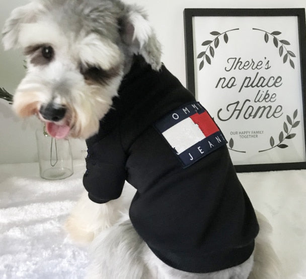 Tommy hoodie fashion clothing